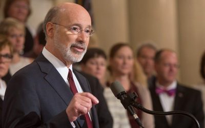 Governor Wolf Announces $5 Million Funding for Naloxone to First Responders