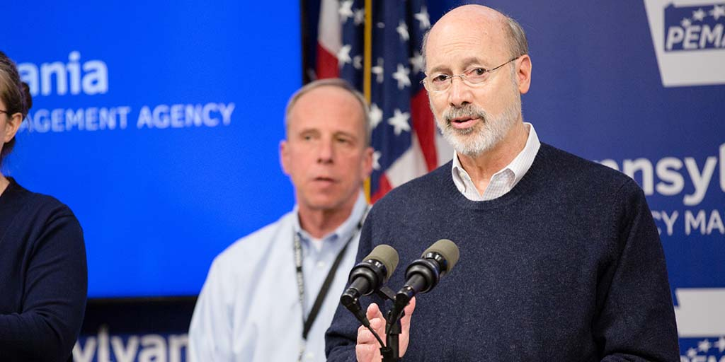 Governor Wolf Announces Progress, Renewal of Opioid Disaster Declaration